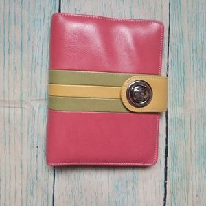 Franklin Covey leather compact size planner cover